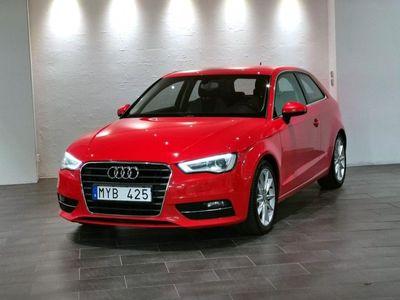 begagnad Audi A3 8V