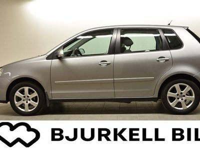 begagnad VW Polo 5-dörrar 1.4 Manuell, 80hk,