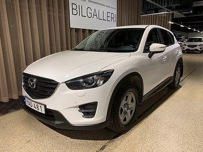 begagnad Mazda CX-5 2.2 150hk SKYACTIV-D AWD Aut Dieselvärmare/Dragkrok