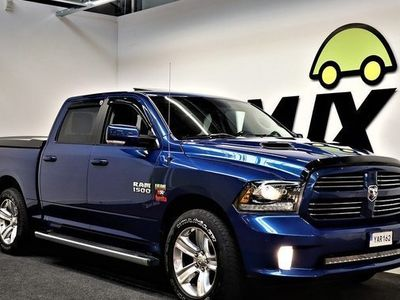 begagnad Dodge Ram | Crew cab | 5.7 V8 HEMI Torqueflite | Ferrita | 2016, Pickup 419 000 kr