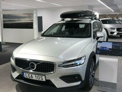 begagnad Volvo V60 B5 AWD Bensin Advanced