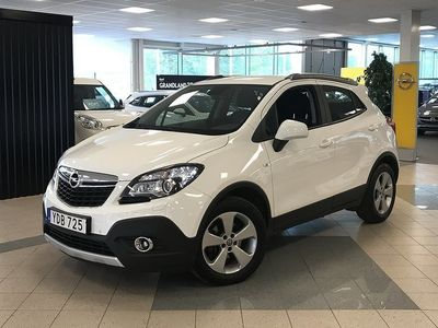 brugt Opel Mokka 1.6 CDTI 4x4 Euro 6