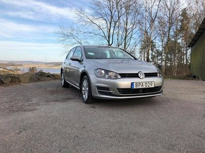 begagnad VW Golf 5-dörrar 1.2 TSI BlueMotion
