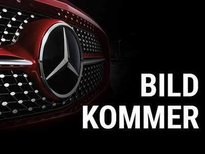begagnad Mercedes E220 4MATIC AMG Sky, Värmare, Drag, Burmester