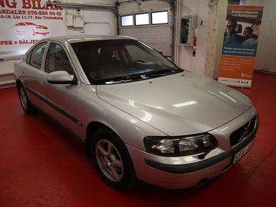 used Volvo S60 2.4/Automat/Business/170HK
