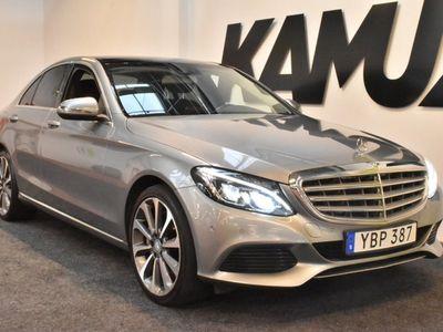 begagnad Mercedes C250 T d | 7G-Tronic Plus | Drag | P-sensorer | 204hk