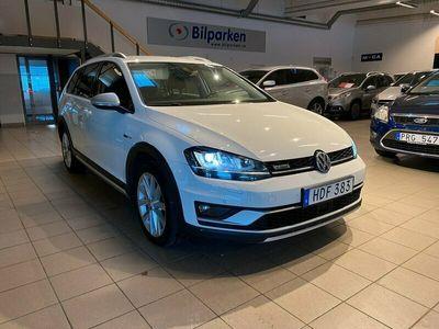 begagnad VW Golf Alltrack 2.0 TDI DSG Premium Euro 6 184hk