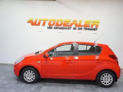 begagnad Hyundai i20 5-dörrar 1.2 77hk
