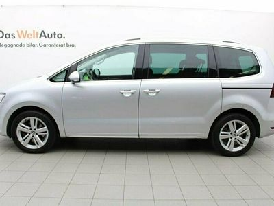begagnad VW Sharan 2.0 TDI 150 DSG Premium/P-Värm/Drag/DynAudio