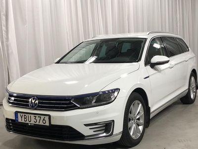 used VW Passat SPORTSCOMBI 1.4 Plug-in-Hybrid (218hk)
