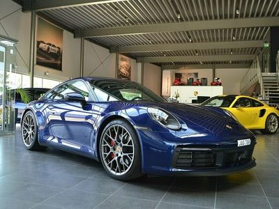begagnad Porsche 911 Carrera 4S PDK 467mil 450hk