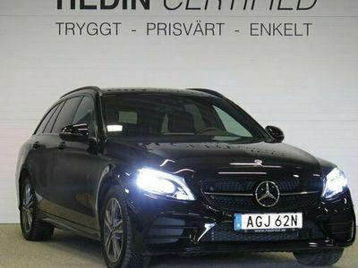 begagnad Mercedes C220 C BenzT d 4MATIC AMG NIGHT-EDITION DRAG 2021, Kombi Pris 423 900 kr