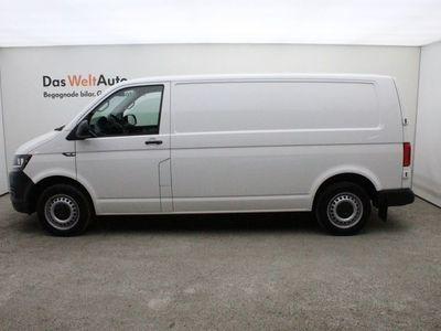 begagnad VW Transporter T6Skåp lång hjulbas 2,0 TDI 150 DSG / P-värmare