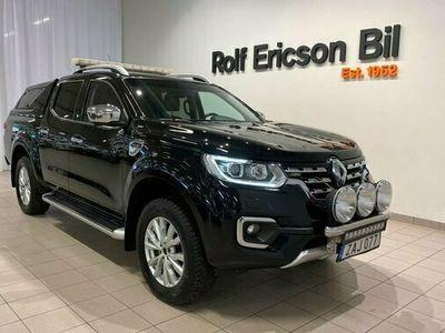 begagnad Renault Alaskan Intens 190 Protector A 2018, Transportbil Pris 274 500 kr