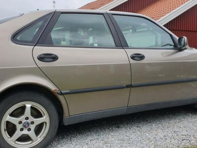 brugt Saab 9-3 01 2,0t Polar edition -01