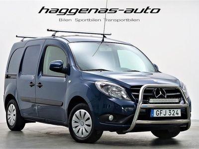 begagnad Mercedes Citan 112 / 6G-DCT / EU6 / 114hk
