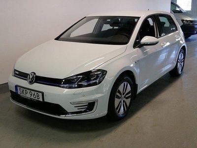 begagnad VW Golf e-Golf/Pluspaket/Privatleasin