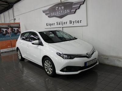 begagnad Toyota Auris 1.2T 5dr (116hk) EURO 6 - BACKKAMERA