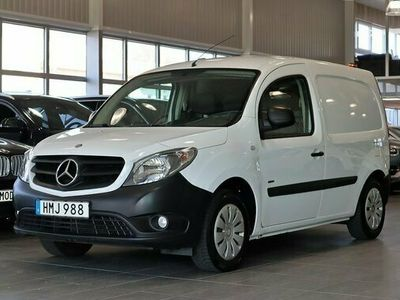 begagnad Mercedes Citan 109 Benz CDI Euro 6 Drag SoV-Hjul 2017, Transportbil Pris 94 000 kr