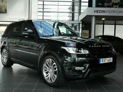 begagnad Land Rover Range Rover Sport SDV8 HSE Euro6