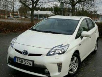 begagnad Toyota Prius Plug-In Business -14