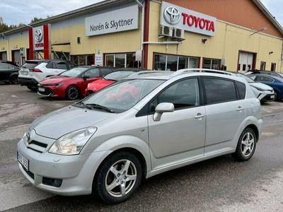 begagnad Toyota Corolla Verso 1.8 Auto