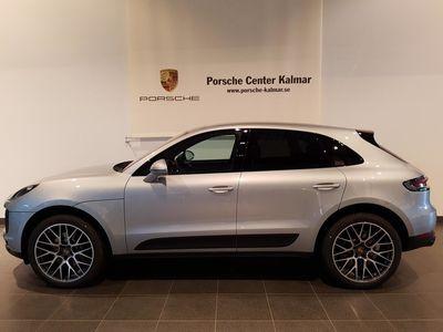 used Porsche Macan 2019 245 hk För Omgående Leverans