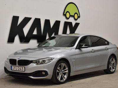 begagnad BMW 420 Gran Coupé d xDrive Sportline   Drag   190hk