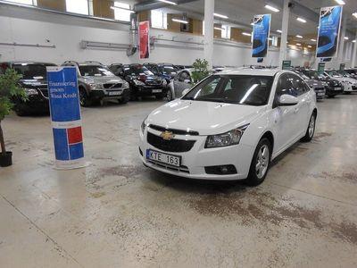 begagnad Chevrolet Cruze 1.6 Ny Bes Ny Servad Låg Mil 112hk