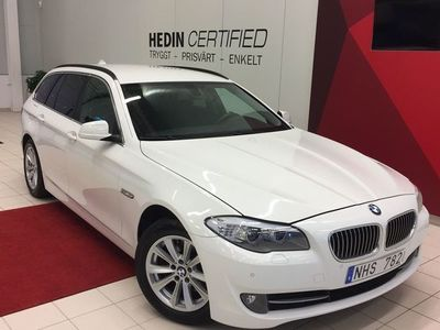 begagnad BMW 520 i 184hk Touring, V - hjul