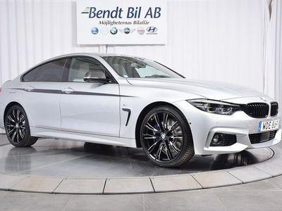 begagnad BMW 430 Gran Coupé i Innovation Edition