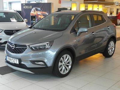 brugt Opel Mokka X Dynamic 1.4 Turbo AT6 140hk