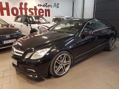 begagnad Mercedes 250 E (U),Coupé BlueEFFICIENCY