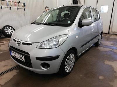 begagnad Hyundai i10 BRUKSSKICK Bes t.o.m 210531