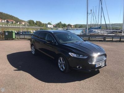 used Ford Mondeo 2.0 TDCi 180 business -16