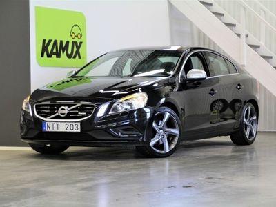 begagnad Volvo S60 D5 R-Design | VOC | Drag