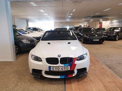 begagnad BMW M3 Convertible 420hk