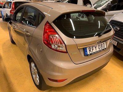 begagnad Ford Fiesta Titanium 1.0 Euro 6 100hk