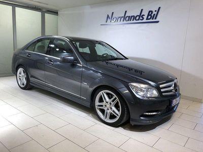 begagnad Mercedes C250 204CDI 4MATIC