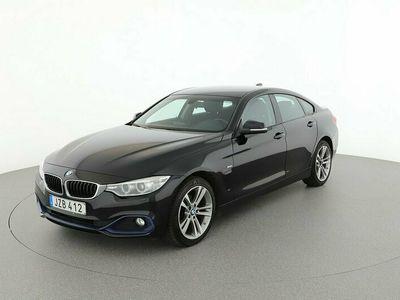 begagnad BMW 420 Gran Coupé d xDrive Sport line