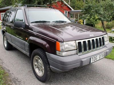 begagnad Jeep Grand Cherokee 4,0 Laredo