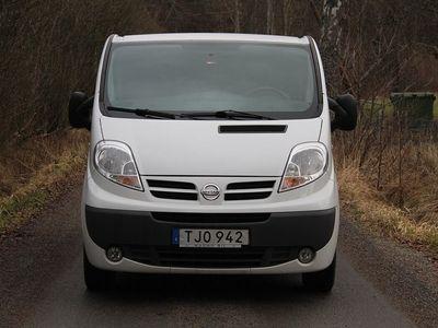 begagnad Nissan Primastar 2.0 dCi L1H1 / Dieselvärmare