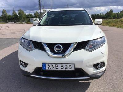 begagnad Nissan X-Trail 1.6 DIG-T Euro 6 Panoram Drag