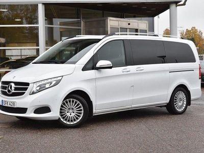 begagnad Mercedes V220 d 7-SITS/SKINNKLÄDSEL 163hk