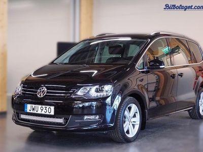 gebraucht VW Sharan 2.0tdi 4motion dsg 184hk