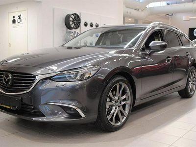 begagnad Mazda 6 6 SEDAN 2.2 DE 175 HK,AUT OPTIMUM