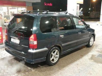 begagnad Mitsubishi Space Wagon 6 sits Ny besiktigad -02