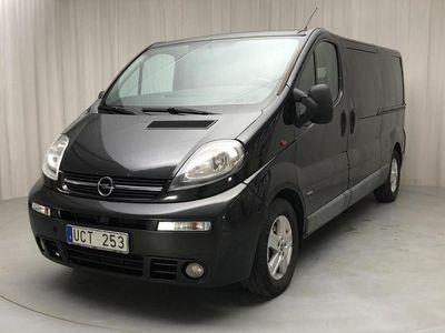 begagnad Opel Vivaro 2.5 CDTI