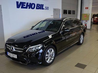 begagnad Mercedes C200 d, Avantgarde, Värmare, D -19