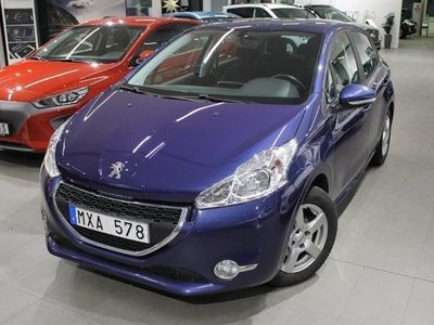 begagnad Peugeot 208 Active+ 1,4 HDi 68hk 5D - MOTORVÄRMARE